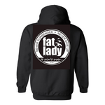 Fat Lady Game Calls Classic Hoodie - Black