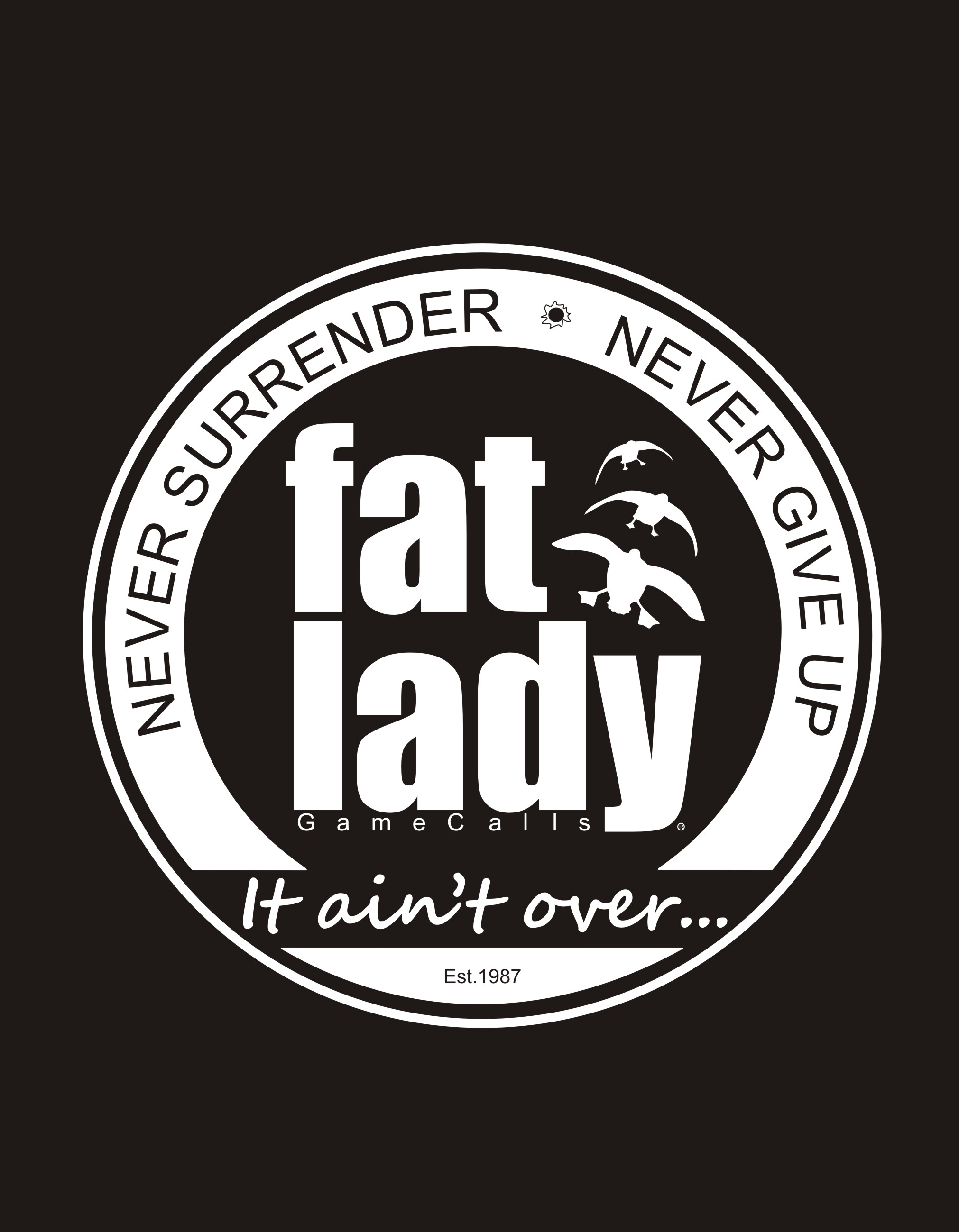 Fat Lady Game Calls