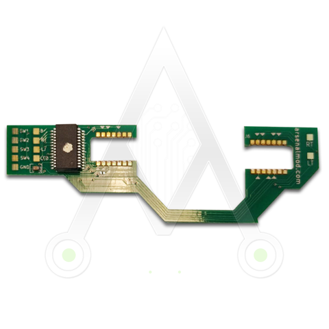 Xbox One Remap Board
