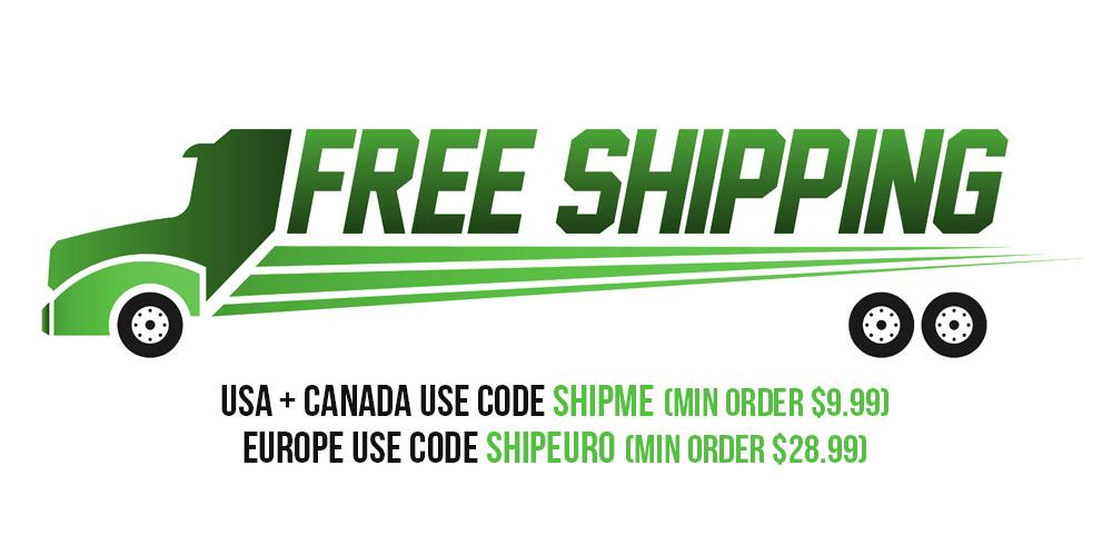 Free Shipping on Install Kits