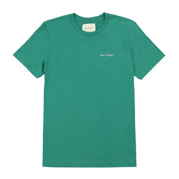 Love Made Stitch Tee - Good Luck Green
