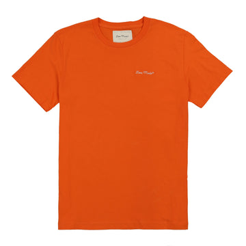 Love Made Stitch Tee - Orange Julius