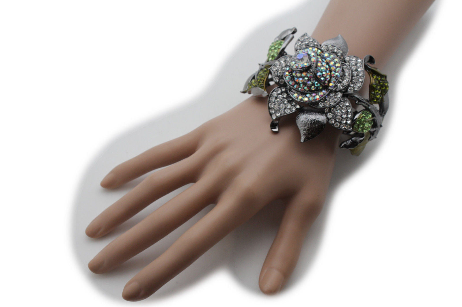 Women/'s Pewter Eagle Feather Cuff Bracelet  Pewter Jewelry  Gifts for Her  Ladies Fashion
