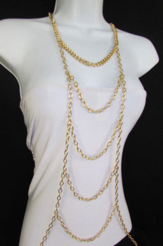 Body Chain Jewelry alwaystyle4you