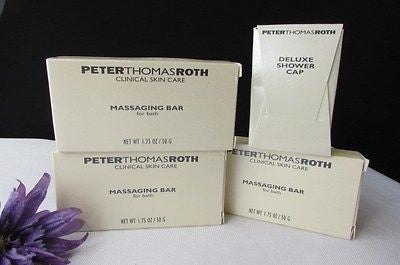 New Peter Thomas Roth Travel Size 4Pcs Shampoo /3Pcs Body Lotion /2Pcs Soap Bar - alwaystyle4you - 25