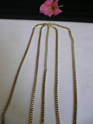 New Women Classic Gold Head Body Thin Chain Fashion Jewelry Grecian Circlet - alwaystyle4you - 2