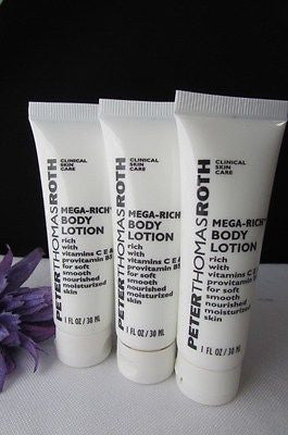 New Peter Thomas Roth Travel Size 4Pcs Shampoo /3Pcs Body Lotion /2Pcs Soap Bar - alwaystyle4you - 30