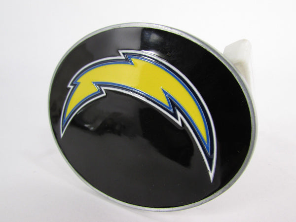 New Men Women Belt Fashion Metal Buckle San Diego Chargers Logo Oval Sports - alwaystyle4you - 3