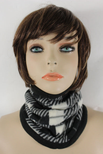 Red Black White Beige Neck Warmer Scarf Turtle Cover Mask Hat Sport Men Women Accessories