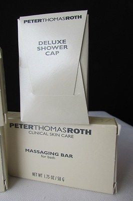 New Peter Thomas Roth Travel Size 4Pcs Shampoo /3Pcs Body Lotion /2Pcs Soap Bar - alwaystyle4you - 12