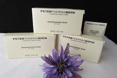 New Peter Thomas Roth Travel Size 4Pcs Shampoo /3Pcs Body Lotion /2Pcs Soap Bar - alwaystyle4you - 23
