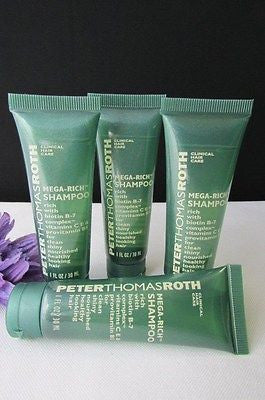 New Peter Thomas Roth Travel Size 4Pcs Shampoo /3Pcs Body Lotion /2Pcs Soap Bar - alwaystyle4you - 16