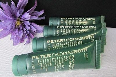 New Peter Thomas Roth Travel Size 4Pcs Shampoo /3Pcs Body Lotion /2Pcs Soap Bar - alwaystyle4you - 20