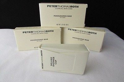 New Peter Thomas Roth Travel Size 4Pcs Shampoo /3Pcs Body Lotion /2Pcs Soap Bar - alwaystyle4you - 5