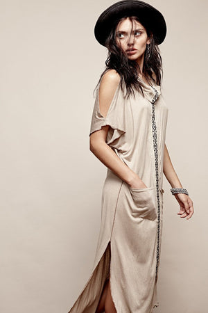 Sahara Kaftan Dress