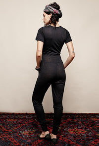 Jaya Jumpsuit || Black
