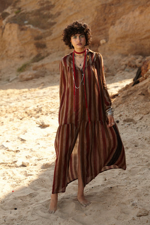Sahel Dress || Earth
