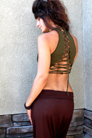 Nienna Yoga Crop Top