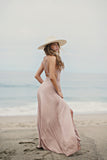 Sun Gazing Dress || Blush