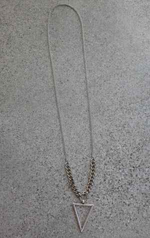 Geo Chain Necklace