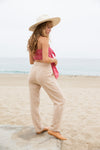 Ox Pants || Tan