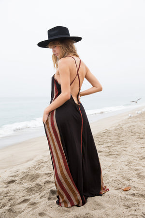 Harvest Moon Maxi || Black