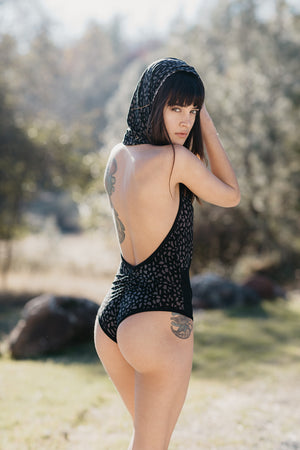 Vortex Bodysuit || with detachable hood