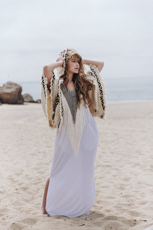 Dream Catcher Dress || White