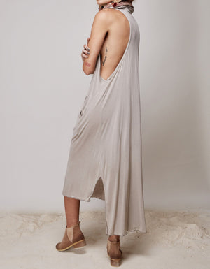 Haven Cowl Hood Dress