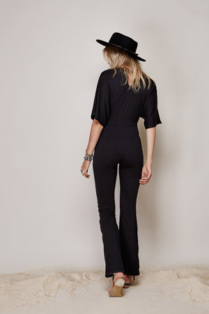 Blue Bird Jumpsuit