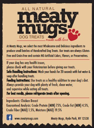 Chicken Jerky Dog Treats