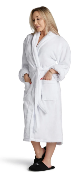 Luxe Plush Robes by LA Trading