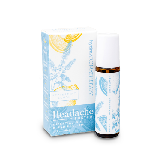 Headache Buster Essential Oil Roll-On