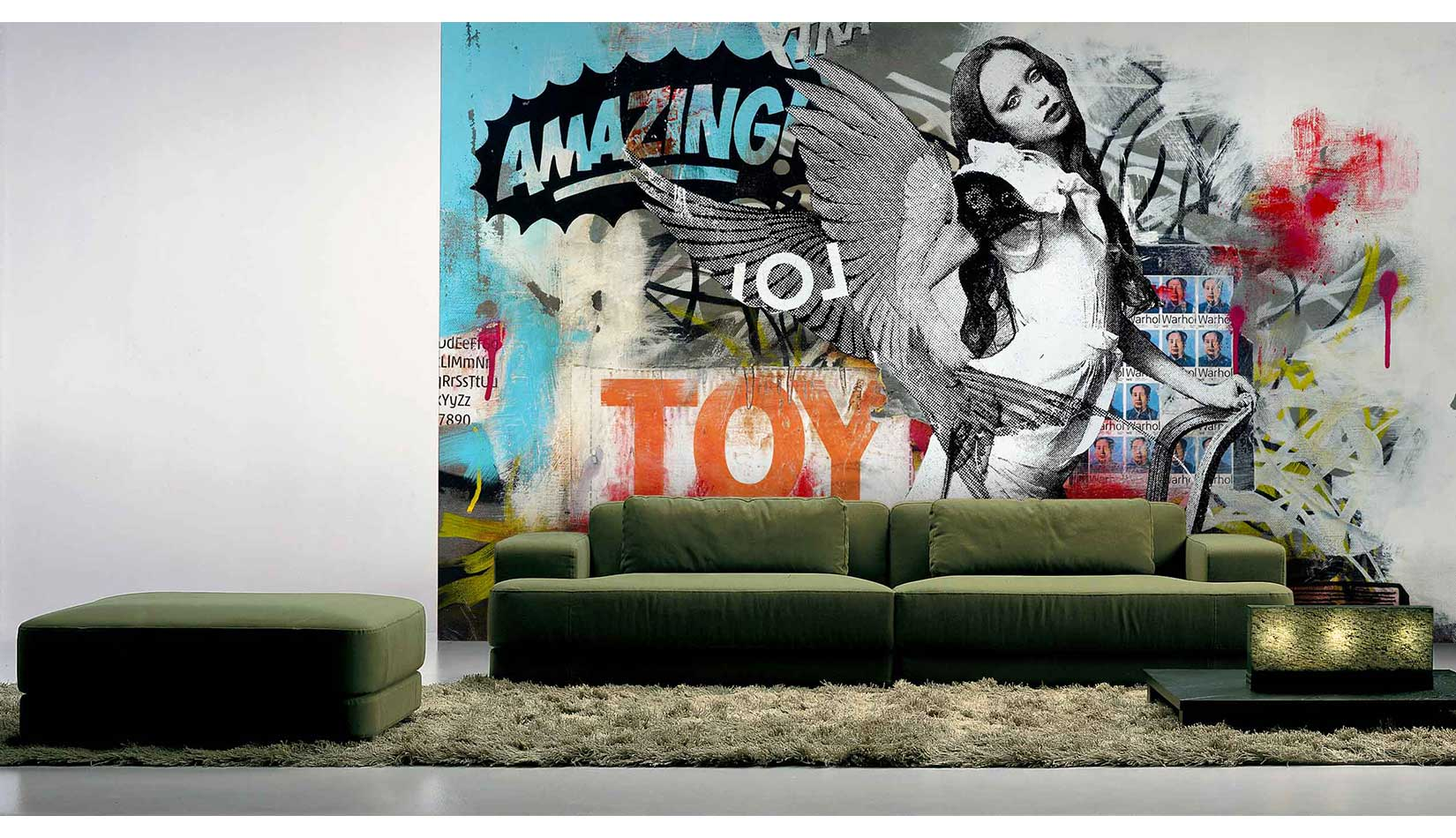 Love Toy Roomset by The House of Artists