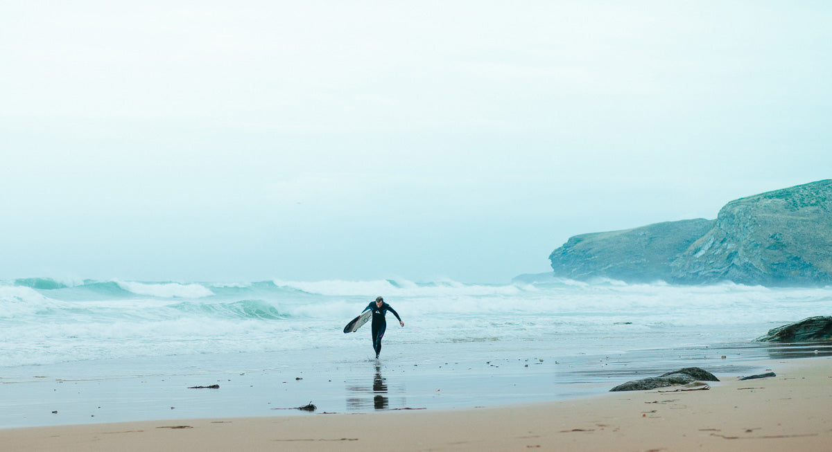 The Mackie Paddler at Watergate Bay