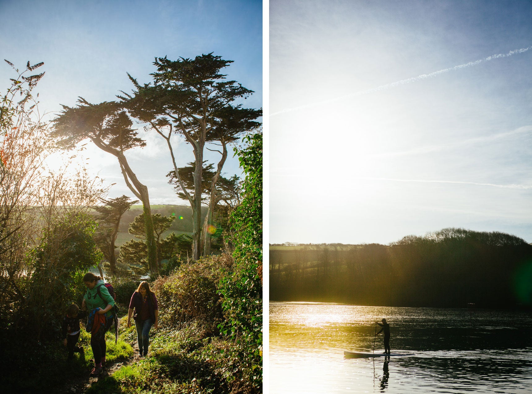 Climb up from the Gannel | Mackie Studio Instameet | Newquay-Cornwall-UK