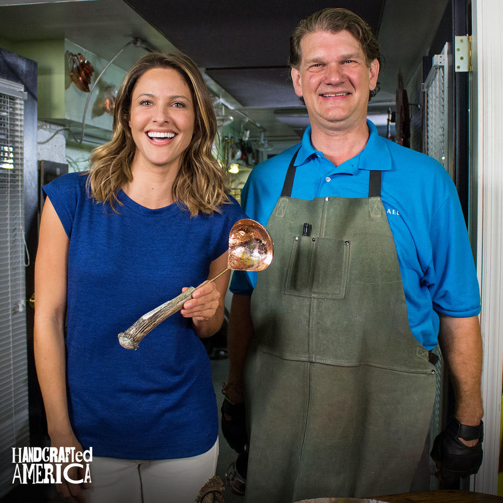 Handcrafted America with Jill Wagner