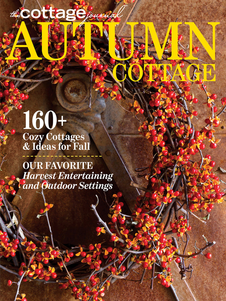 The Cottage Journal: Autumn Entertaining