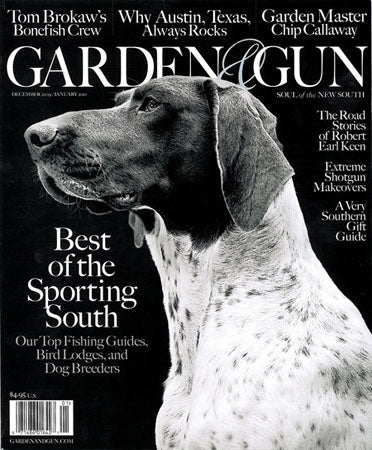 Awesome Artist Ben Caldwell Garden And Gun Magazine Good Looking