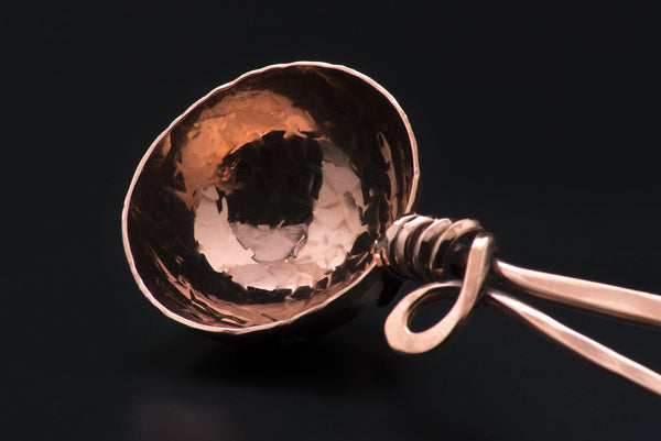 Copper Coffee Scoop