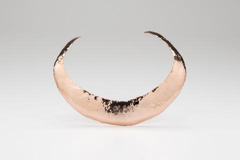 Copper Neck Cuff