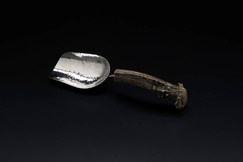 Silver Small Ice Scoop