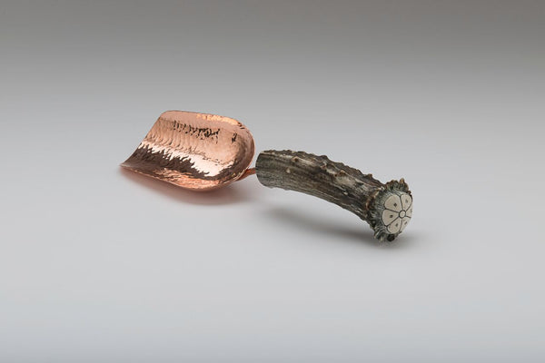 Copper Small Ice Scoop