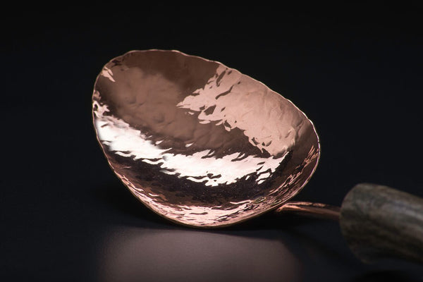 Copper Small Serving Spoon