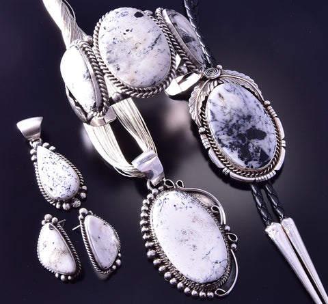 White Buffalo Jewelry