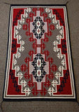 Navajo Handwoven Ganado Red Rug NJ51O
