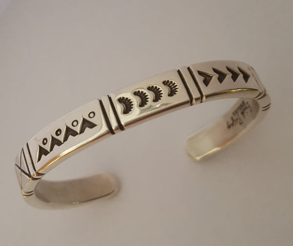 4 Sacred Mountain Bracelet by Erick Begay