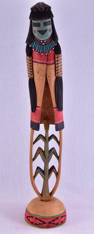 Corn Maiden Hopi Kachina Doll ZH17S