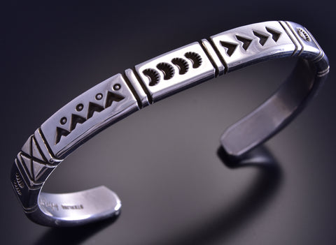 4 Sacred Mountains Mens Bracelet by Erick Begay ZM03R