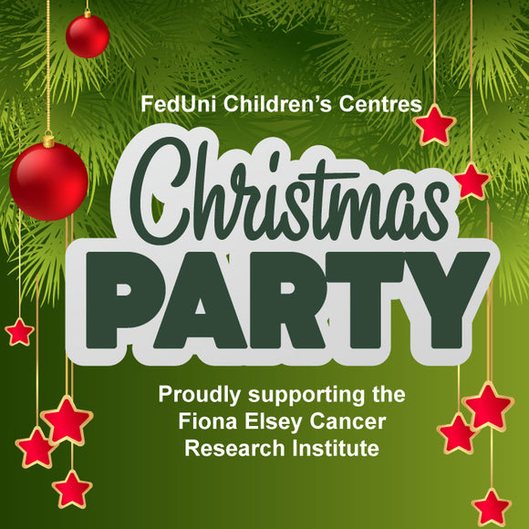 FedUni Children's Centres Christmas Party 2018